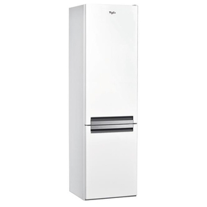 Combina frigorifica WHIRLPOOL BLF 9121 W, 369 l, 201 cm, A+, alb