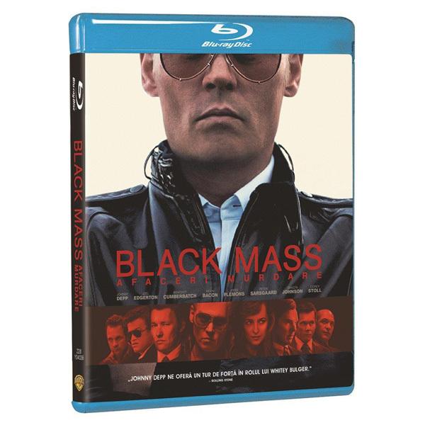 Black Mass - Afaceri murdare Blu-ray