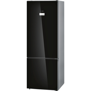 Combina frigorifica NoFrost BOSCH KGF56SB40, 480 l, 193 cm, A++, negru