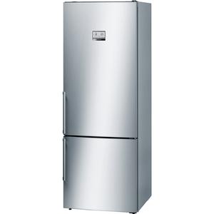 Combina frigorifica NoFrost BOSCH KGN56AI30, 505 l, 193 cm, A++, inox EasyClean