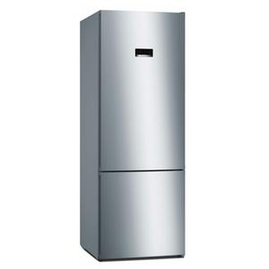 Combina frigorifica NoFrost BOSCH KGN56XL30, 505 l, 193 cm, A++, Inox-Look