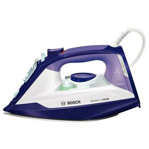 Fier de calcat BOSCH Sensixx'x DA30 Secure TDA3026110 Swingin', 160 g/min, 2600W, alb - mov