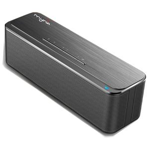 Boxa portabila MYRIA MY2403SV, Bluetooth, argintiu