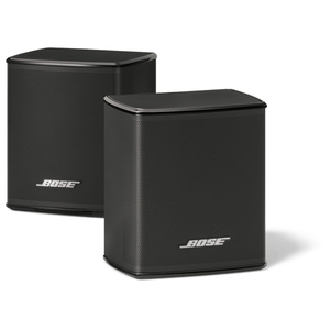 Boxe wireless BOSE Virtually Invisible 300, Bluetooth, Wi-Fi, negru
