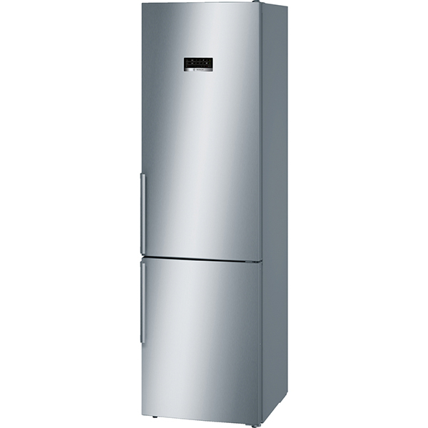 Combina frigorifica BOSCH KGN39XL35, No Frost, 366 l, H 203 cm, Clasa A++, argintiu