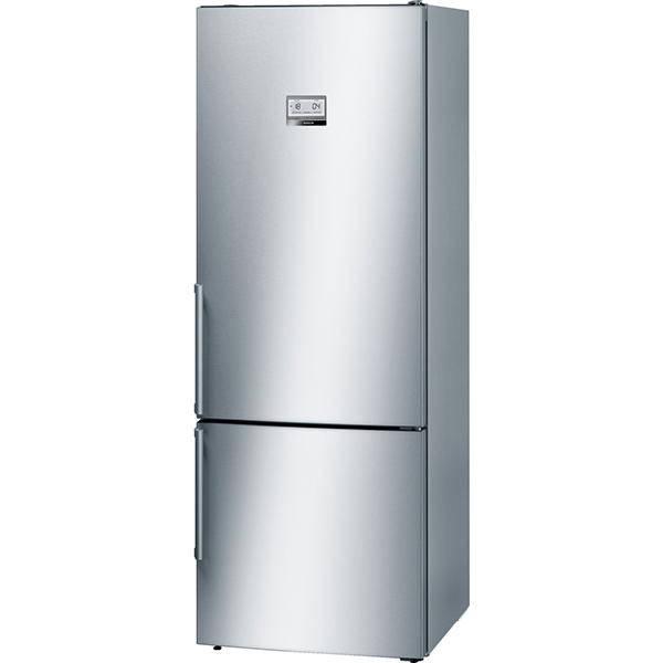 Combina frigorifica BOSCH KGN56AI30, No Frost, 505 l, H 193 cm, Clasa A++, inox