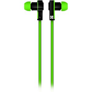 Casti PROMATE Brazen, microfon, in ear, cu fir, verde