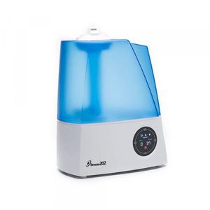Umidificator de aer E-BODA BREEZE202, 5.8l, alb-albastru