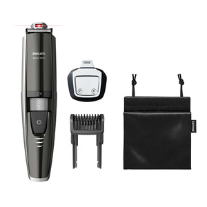 Aparat de tuns barba PHILIPS BeardTrimmer BT9297/15, baterie, 80 min autonomie, gri