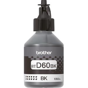Cerneala BROTHER BTD60BK, negru