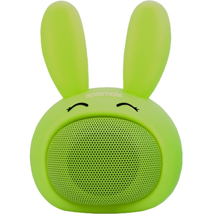 Boxa portabila pentru copii, PROMATE Bunny, 3W, verde