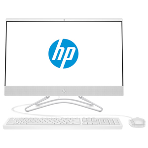 "Sistem PC All in One HP 24-f0015nq, 23.8"" Full HD, Intel Core i3-8130U pana la 3.4GHz, 4GB, 1TB, Intel UHD Graphics 620, Free Dos"