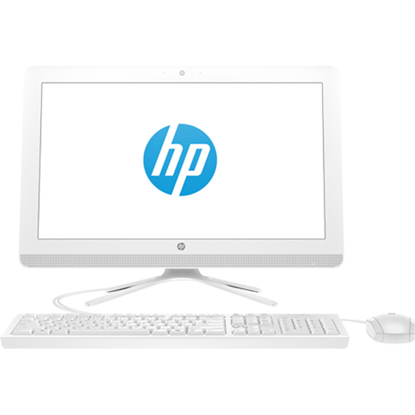 "Sistem PC All in One HP 22-c0003nq, 21.5"" Full HD, Intel Core i3-8130U pana la 3.4GHz, 8GB, 1TB, Intel UHD Graphics 620, Free Dos"