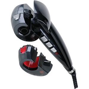 Ondulator automat BABYLISS Curl Secret 2 Curl & Volume C1300E, 230°C, negru
