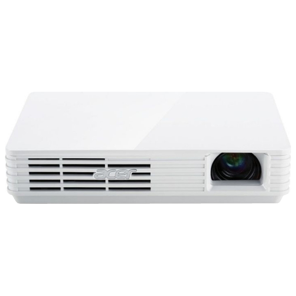 Videoproiector ACER C120, LED, WVGA, alb