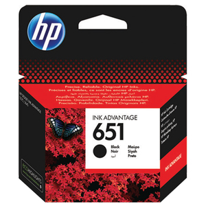Cartus HP 651 (C2P10AE), negru