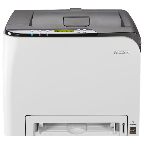 Imprimanta laser color RICOH SP C250DN, A4, USB, Retea, Wi-Fi