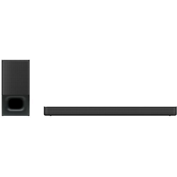 Soundbar 2.1 SONY HT-S350, 320W, Bluetooth, Wireless, 320W, HDMI ARC, Subwoofer wireless, Negru