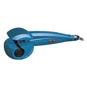 Ondulator automat BABYLISS Curl Secret Fashion Edition C904PE, 205°C, albastru
