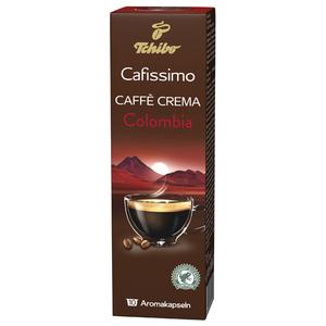 TCHIBO Cafissimo CAFFE CREMA Colombia, 10 buc