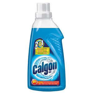Gel anticalcar CALGON 750 ml pentru masina de spalat