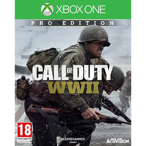 Call of Duty: WWII Pro Edition Xbox One
