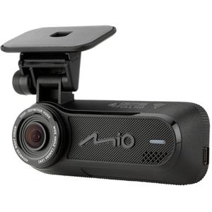 Camera video auto MIO MiVue J60, Full HD, G-senzor, GPS, Wi-Fi, negru