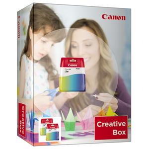 Creative Box CANON CAN22954, PG512 + CL513, penar, hartie A4