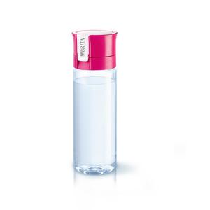Sticla filtranta BRITA Fill&Go Vital BR1020102, 0.6l, roz