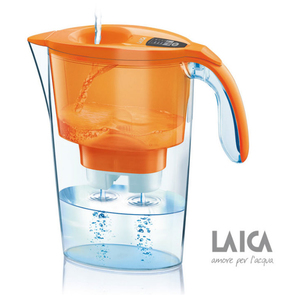 Cana filtrare apa LAICA Stream Colors J31AC Orange