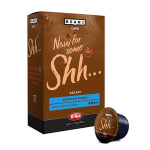 Capsule cafea BEANZ Shh, 16 buc