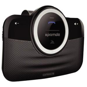 Car-Kit PROMATE CARMATE 8, Bluetooth, negru