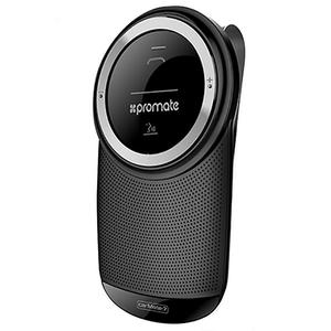Car-Kit PROMATE CARMATE 7, Bluetooth, negru