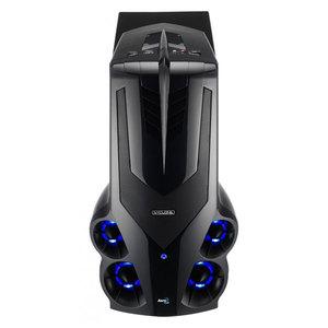 Carcasa Aerocool Syclone II, EN52063, 2 x USB3.0, mATX, ATX, fara sursa
