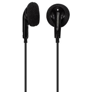 Casti THOMSON Micro HED87N, Cu Fir, In-Ear, negru