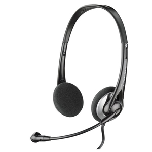 Casti PC PLANTRONICS Audio 326, 3.5mm, negru