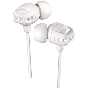Casti JVC HA-FX103M-WE, in ear, microfon, alb
