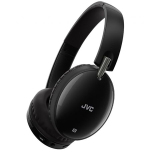 Casti JVC HA-S70BT-B-E, Bluetooth, NFC, On-Ear, Microfon, negru