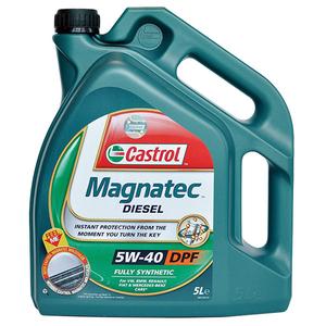 Ulei motor CASTROL Magnatec CASMAGD5W40DPF5 DPF, Diesel, 5W40, 5l
