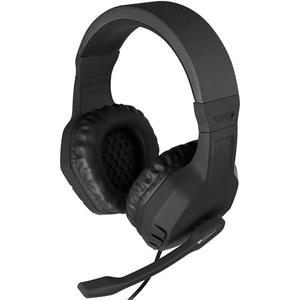 Casti Gaming NATEC Genesis Argon 200, stereo, 3.5mm, negru