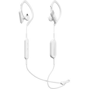 Casti PANASONIC RP-BTS10E-W, microfon, in ear, wireless, alb