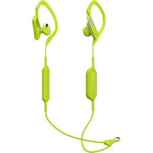 Casti PANASONIC RP-BTS10E-Y, Bluetooth, In-Ear, Microfon, galben