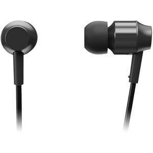 Casti PANASONIC RP-HDE3ME-K, Cu Fir, In-Ear, Microfon, negru