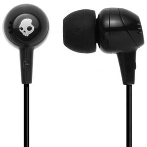 Casti SKULLCANDY Jib S2DUDZ-003, Cu Fir, In-Ear, negru