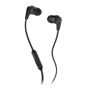 Casti SKULLCANDY Ink'd S2IKDY-003, Cu Fir, In-Ear, Microfon, negru