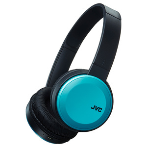 Casti JVC HA-S30BT-A-E, Bluetooth, On-Ear, Microfon, albastru