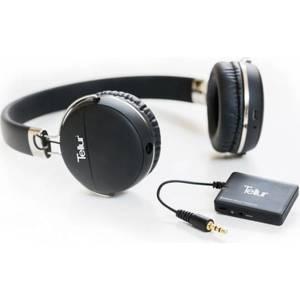 Casti TELLUR Morpheus Zeal, microfon, on ear, bluetooth, negru