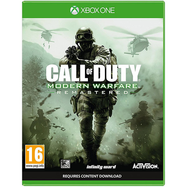 Call of Duty: Modern Warfare Remastered Xbox One