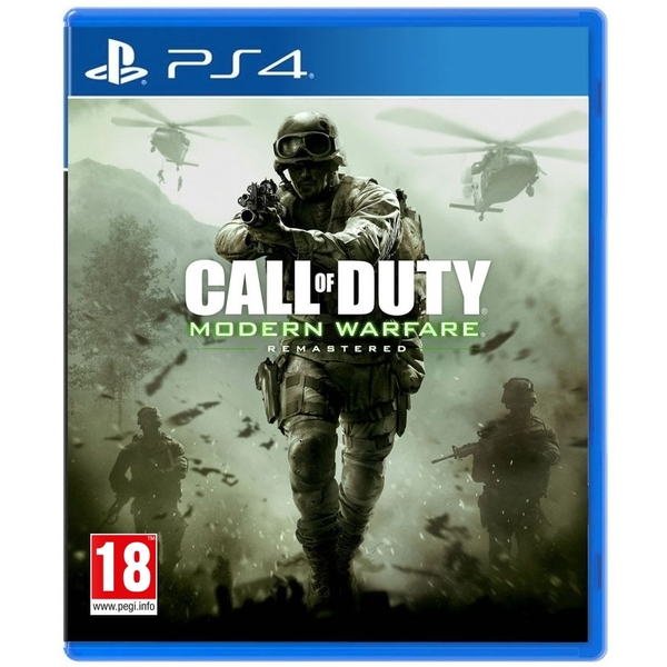 Call of Duty: Modern Warfare Remastered (Code in a Box) PS4