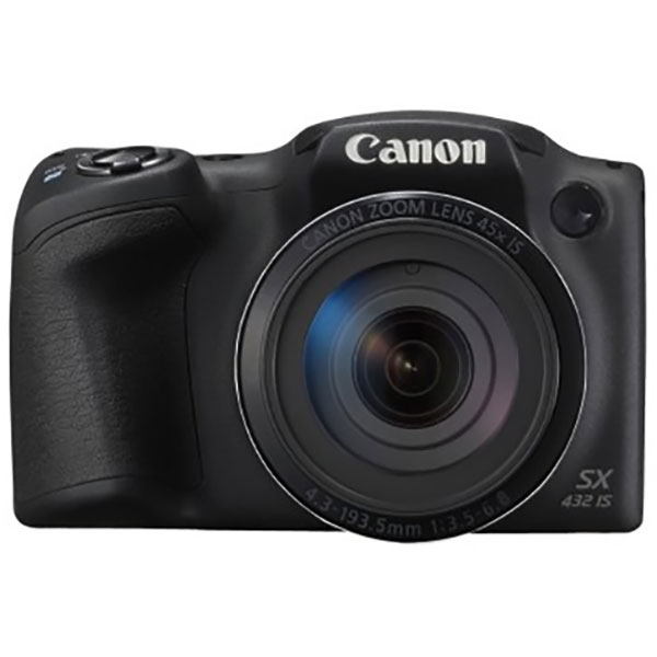 Camera foto digitala CANON Powershot SX432IS, black